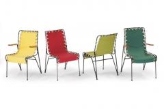 5_Eliel Saarinen und Pipsan Swanson_Saarinen lounge