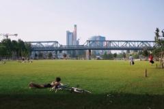 27 Park am Gleisdreieck