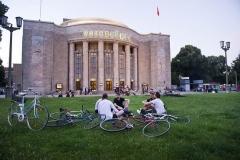36 Volksbühne Rosa Luxemburgplatz
